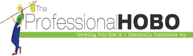 The Professional Hobo Logo
