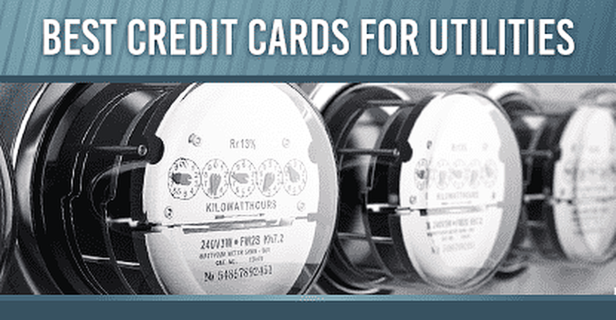 9 Best Credit Cards for Paying Bills & Utilities (2019)