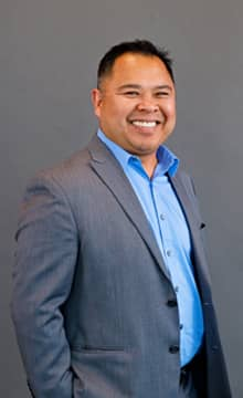 Photo of John Paul Ruiz, Director of Professional Development at The Entrust Group