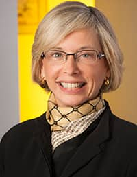 Headshot of Judy Herron, a PICPA member and CPA with the firm Markovitz, Dugan & Associates in Pittsburgh