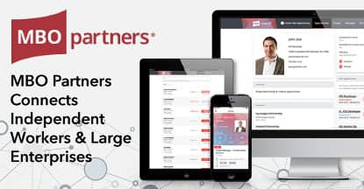 MBO Partners Connects a Thriving Network of Independent Workers & Large Enterprises