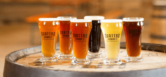 Photo of Beer from Quattro Goomba's Brewery