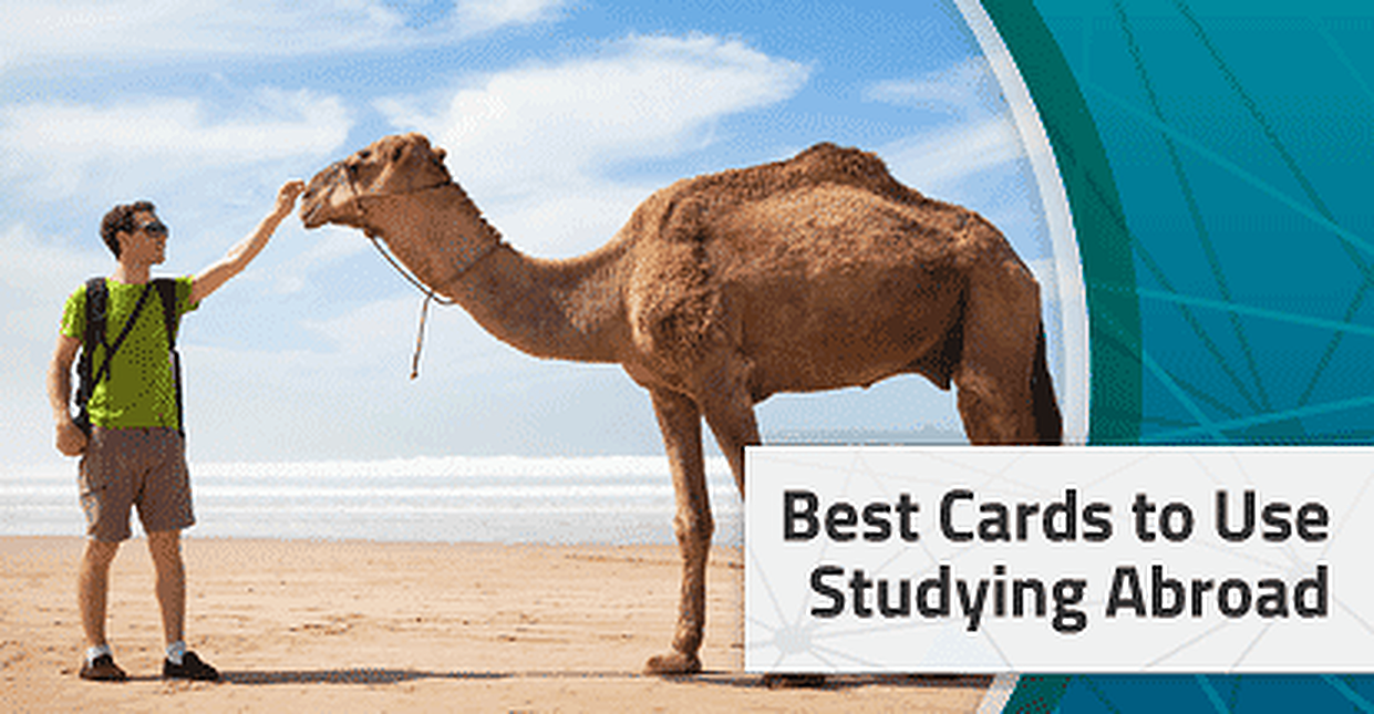 "12 Best ""Study Abroad"" Credit Cards for Students in 2019"