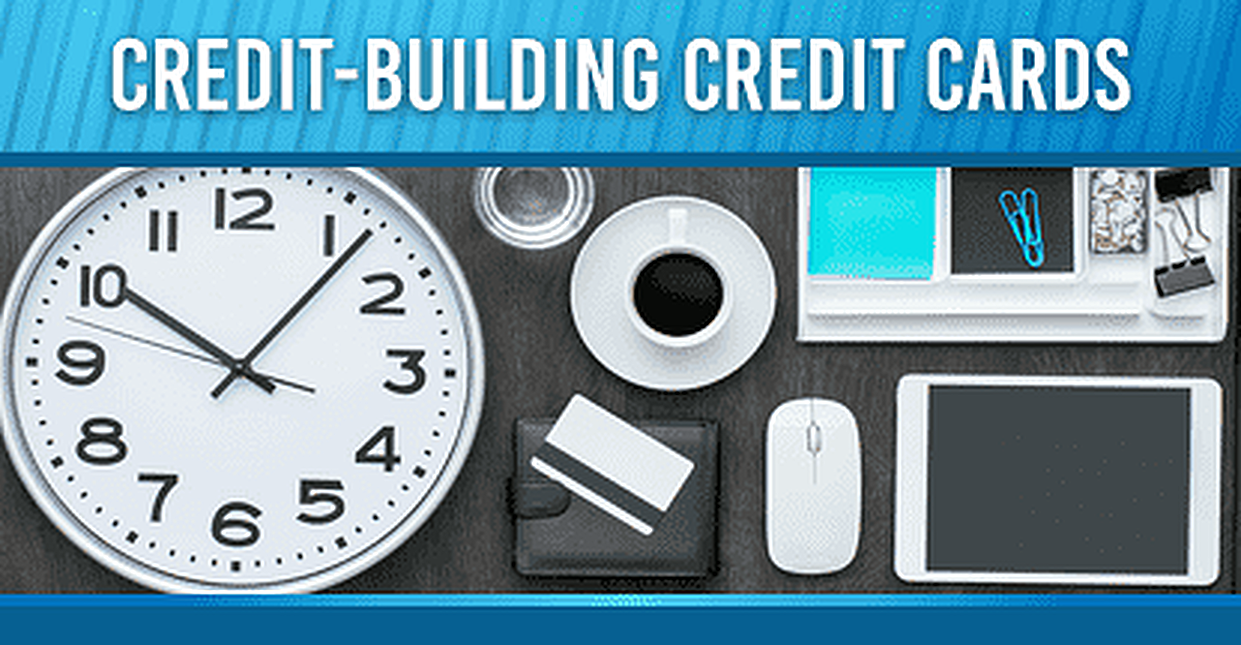 21 Best Credit-Building Credit Cards for 2019