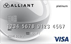 Alliant Visa® Platinum Card
