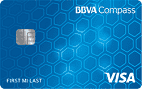 BBVA Compass ClearPoints Credit Card