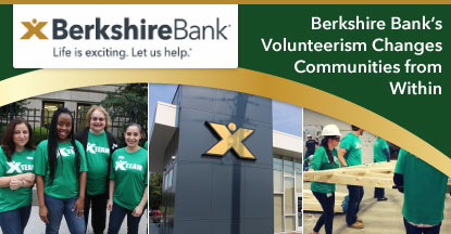 More than Money: How Berkshire Bank Creates Stronger Communities Through Social Responsibility and Volunteerism