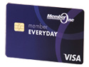 Member Everyday Visa Credit Card