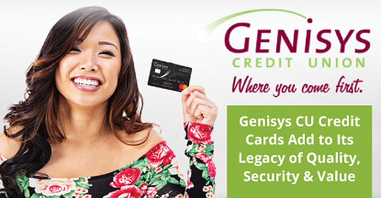 Genisys CU Stays True to its Legacy of Putting Customers First with a Pair of Credit Cards that Offer Quality, Security & Value