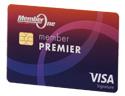 Member Premier Visa Signature Credit Card