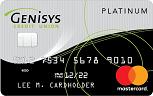 Genisys Platinum Credit Mastercard®