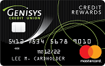 Genisys Rewards Credit Mastercard®