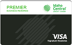 ICCU Business Premier Rewards Visa®