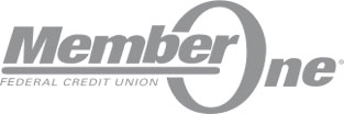 Member One Federal Credit Union Logo