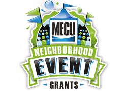 MECU Neighborhood Event Grants logo