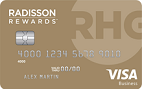 Radisson Rewards™ Business Visa® Card