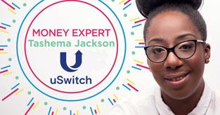 Photo of uSwitch's Tashema Jackson