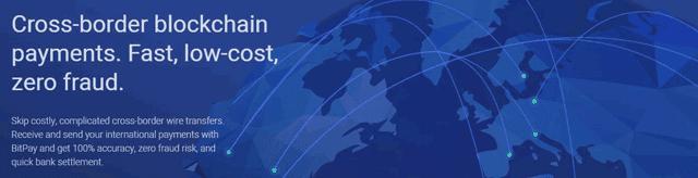 BitPay cross-border graphic