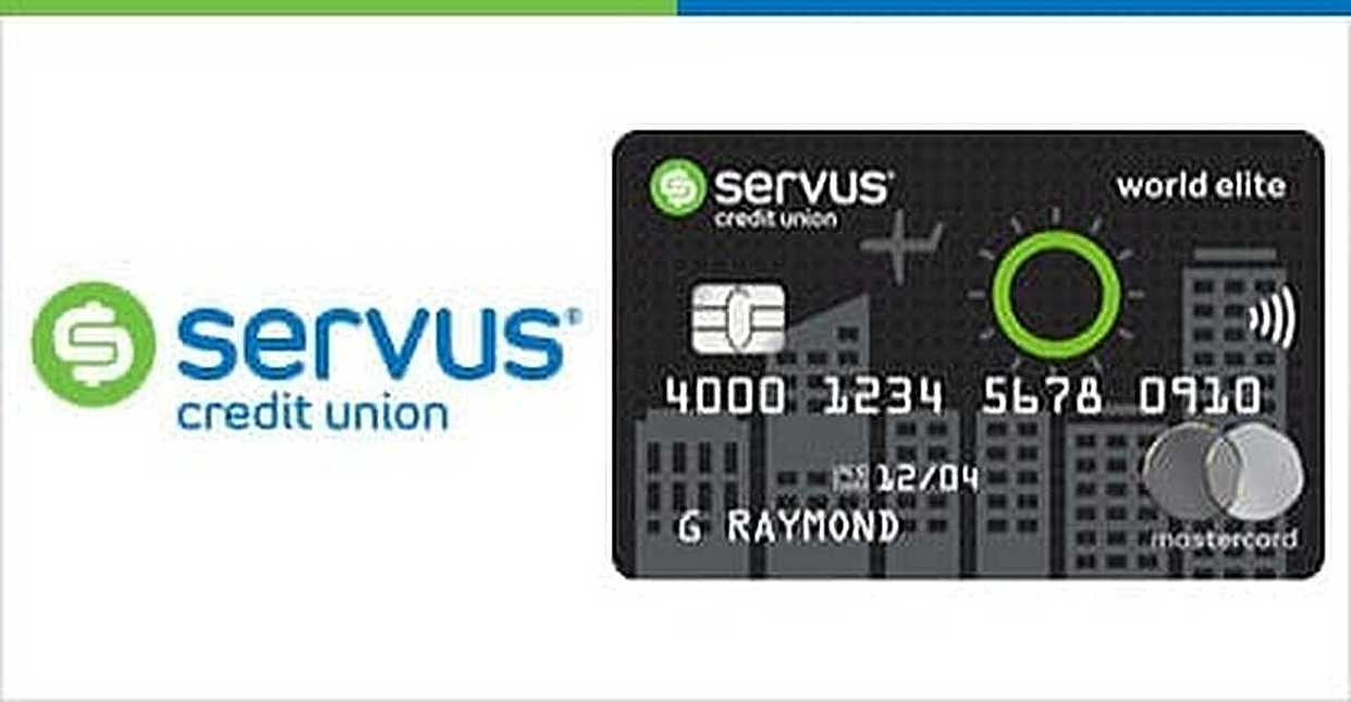 Servus Credit Union Earns Our Editor's Choice Award™ for Its Standout World Elite Mastercard® and Circle Rewards™ Program