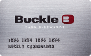 Buckle Credit Card