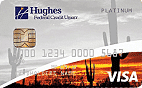 Hughes Federal Credit Union Visa® Platinum Card