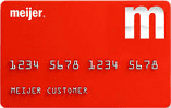 Meijer Credit Card
