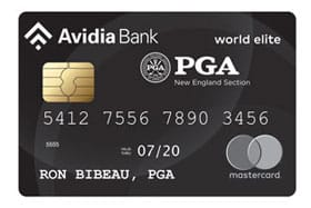 NEPGA World Elite Mastercard