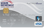 Savings Secured Visa® Platinum Card