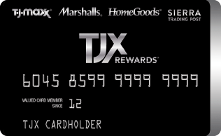 T.J. Maxx Credit Card
