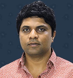 Ashok Reddy, Founder of GrabOn