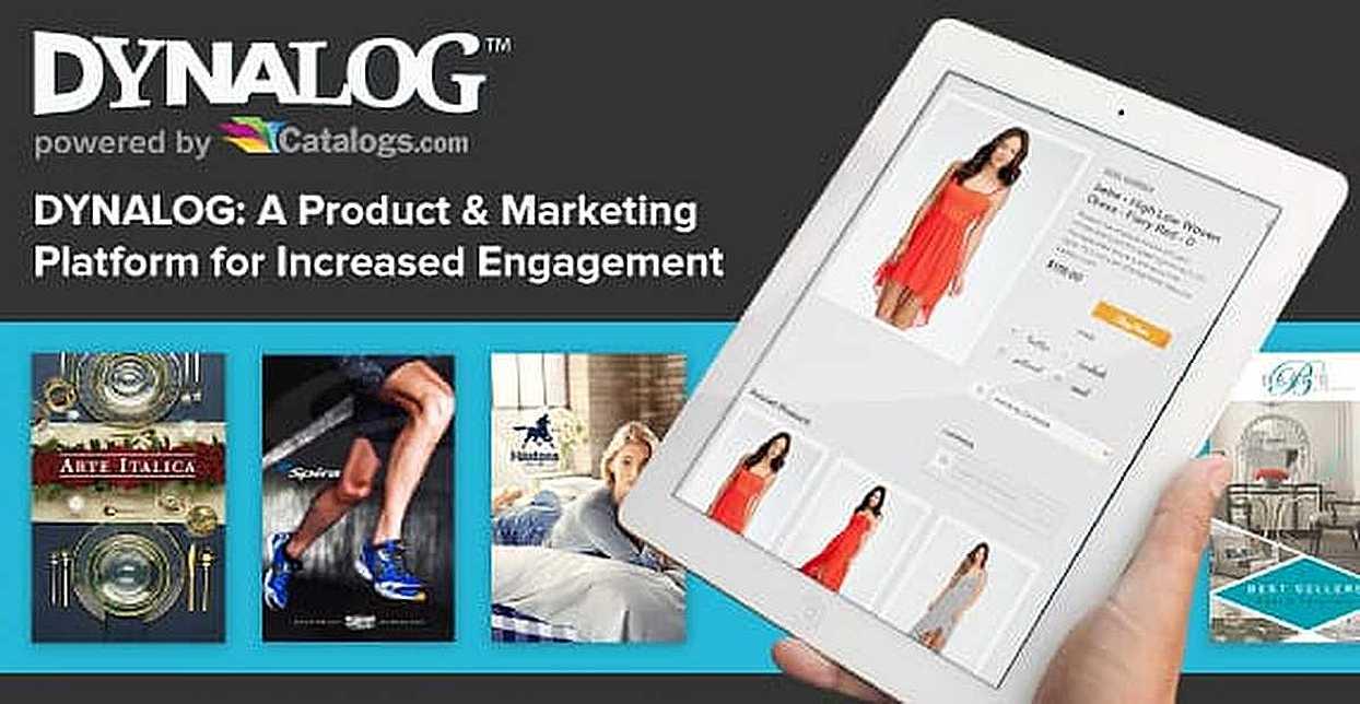 DYNALOG: How Catalogs.com Brought Print into the Digital Age Through Its Innovative Product Showcase & Marketing Platform