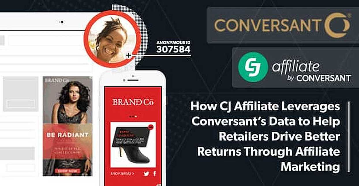 How CJ Affiliate Leverages Conversant's Data to Help Retailers Drive Better Returns Through Affiliate Marketing