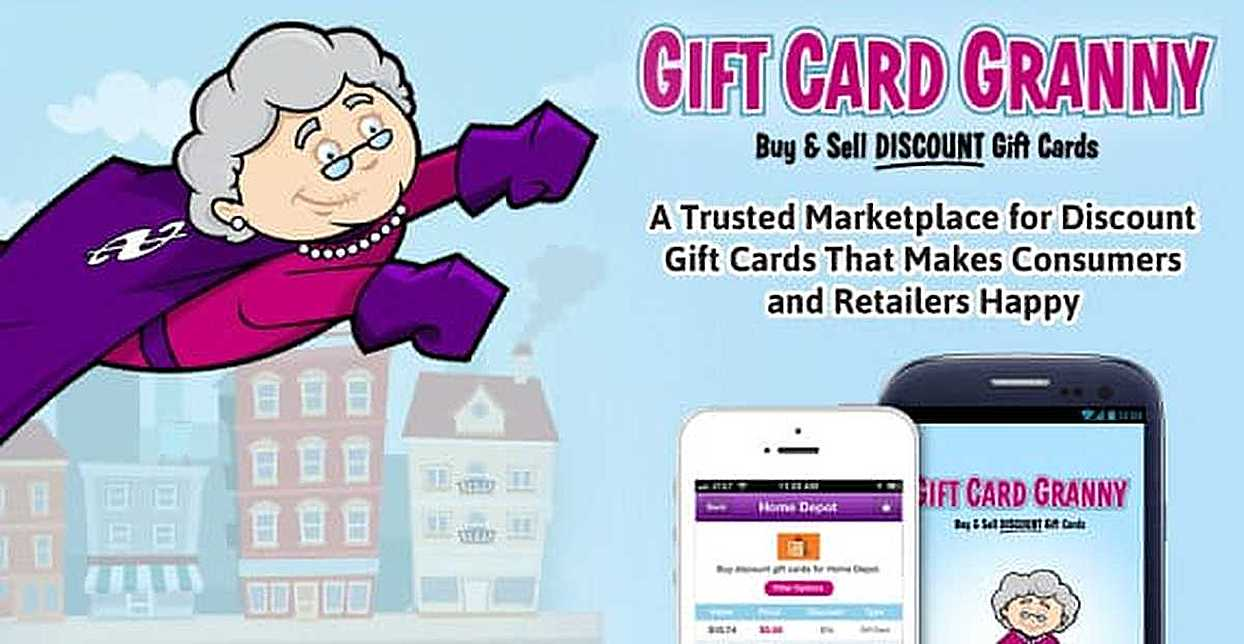 Gift Card Granny: A Trusted Marketplace for Discount Gift Cards That Makes Consumers and Retailers Happy