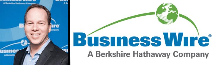 Scott Fedonchik's headshot and Business Wire logo