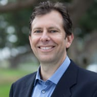 A photo of Jim Pickell, the president at Home Exchange