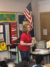 Teaching Financial Education at an Elementary School