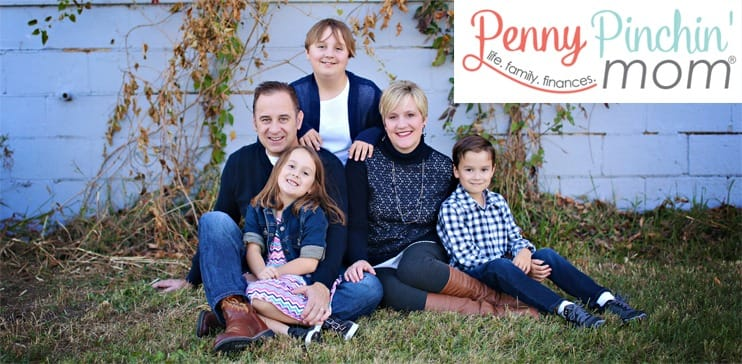 Photo of Tracie Fobes and her family
