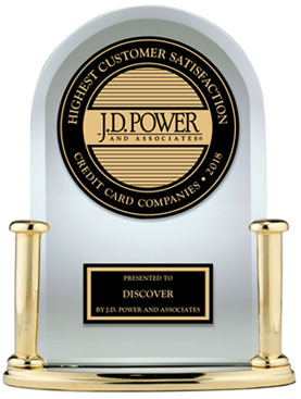 J.D. Power Award