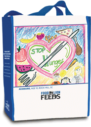 Image of Food Lion's Design-A-Bag