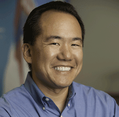 Portrait of Dennis Shiao, Director of Content Marketing for DNN Software