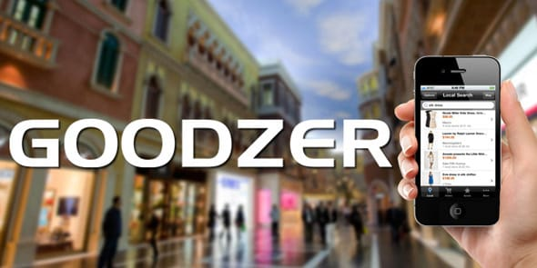 A photo of a person using Goodzer