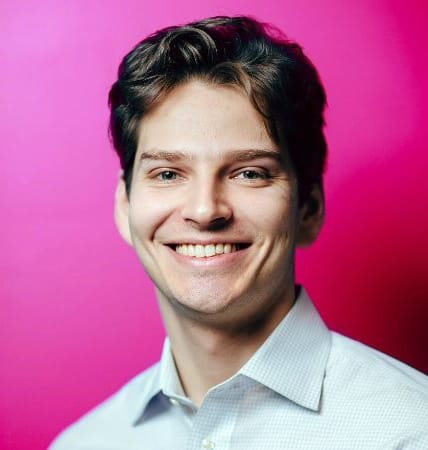 Photo of Lex Sokolin, Global Director of Fintech Strategy and Partner at Autonomous Research