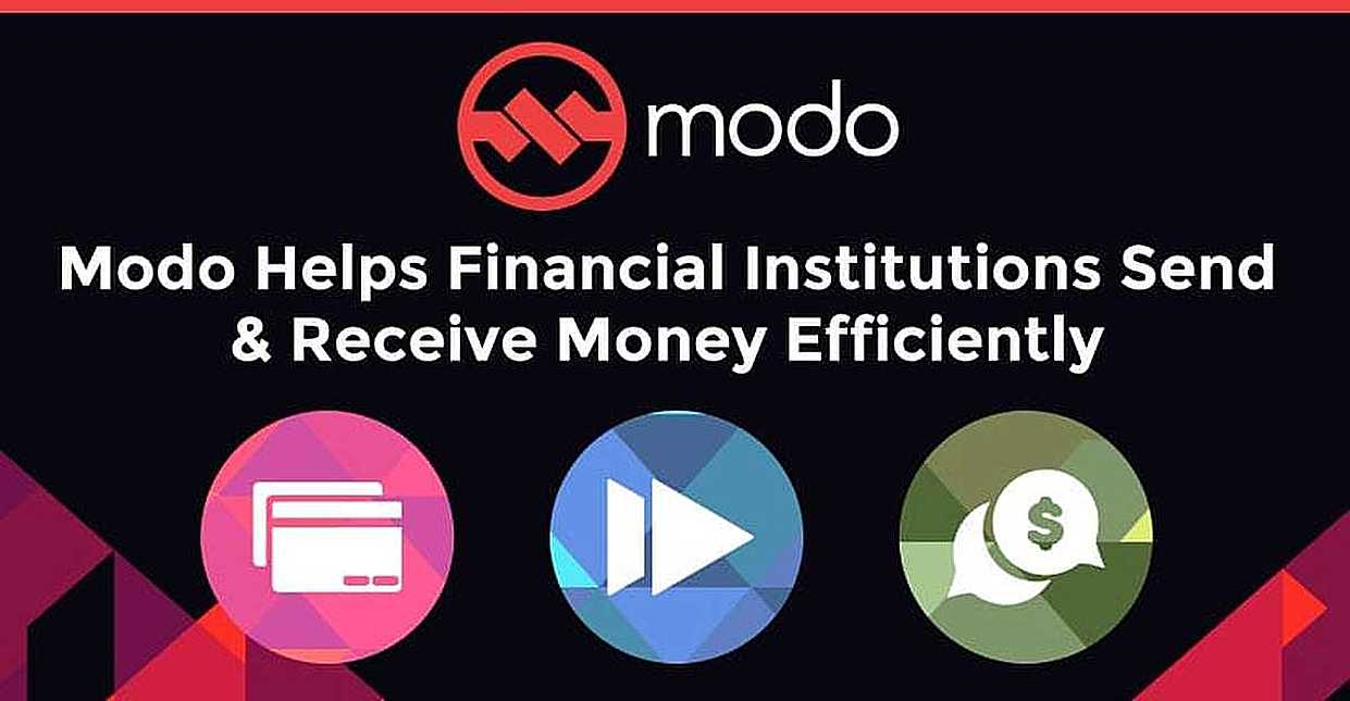 Modo Helps Financial Institutions Connect the Dots Between Payments Systems to Send and Receive Money More Efficiently