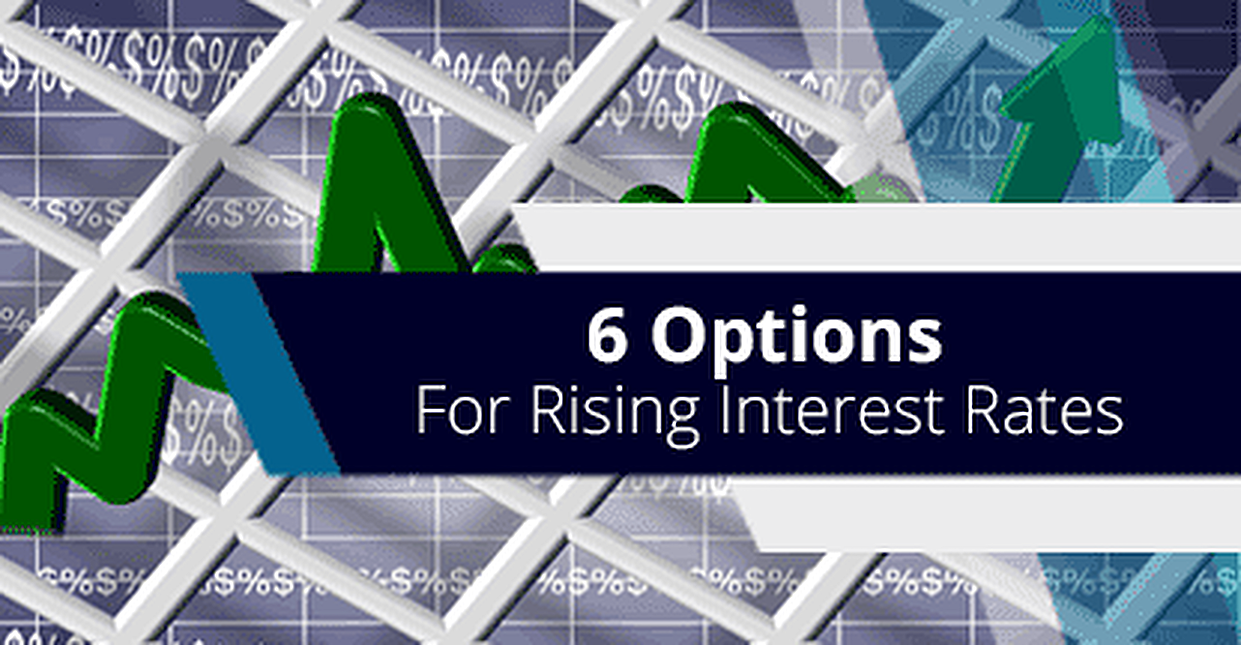 6 Options for When Your Credit Card Interest Rate Rises