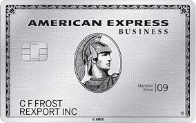 American Express Business Platinum Card®