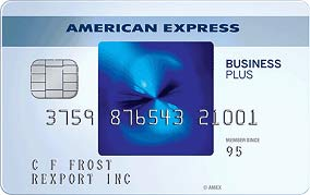Blue Business Plus Credit Card from American Express
