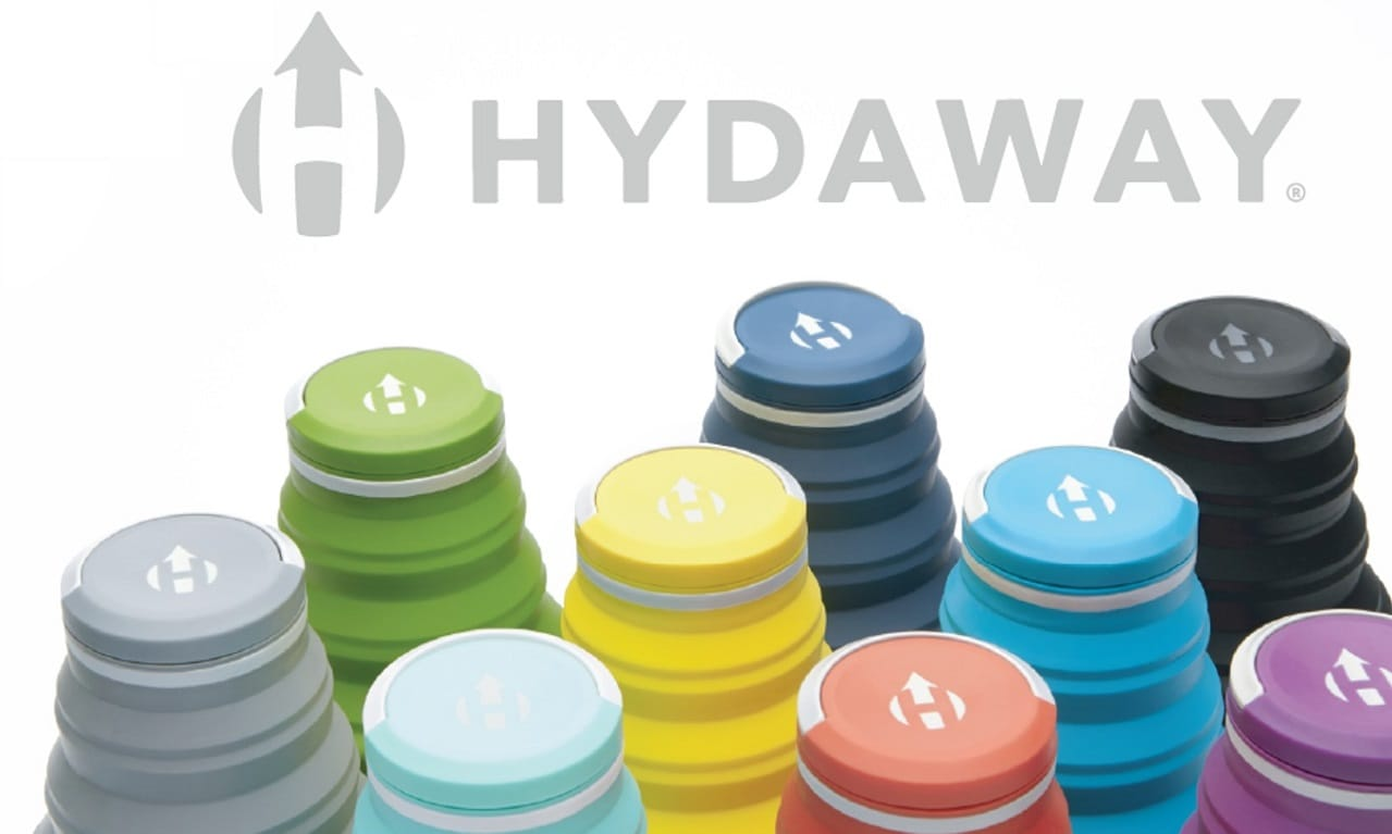 Hydaway Bottle Colors