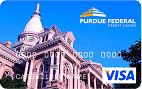 Purdue FCU Cash Rewards Visa Traditional Rewards
