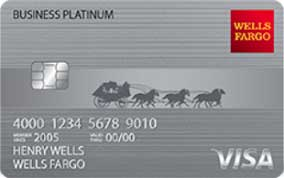 Wells Fargo Business Platinum Credit Card