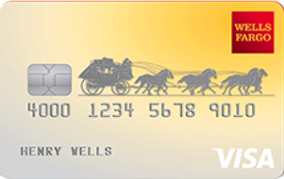 Wells Fargo Cash Back CollegeSM Card